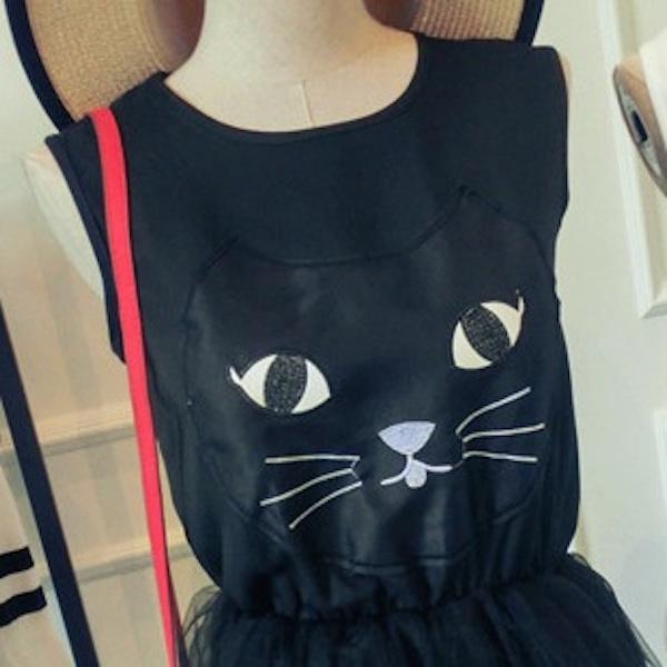 8fe4372798381e 「猫柄」が可愛い!大人可愛い個性際立つアイテムをご紹介します!