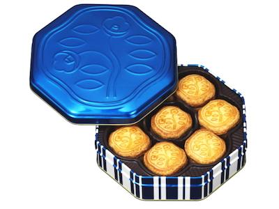 缶入りクッキー