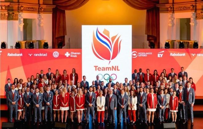 リオ五輪オランダ代表ユニフォーム