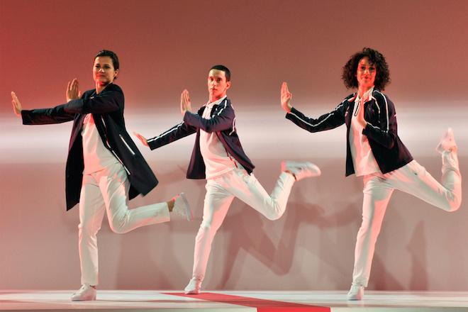 リオ五輪フランス代表ユニフォーム