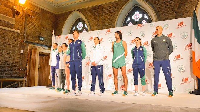 リオ五輪アイルランド代表ユニフォーム