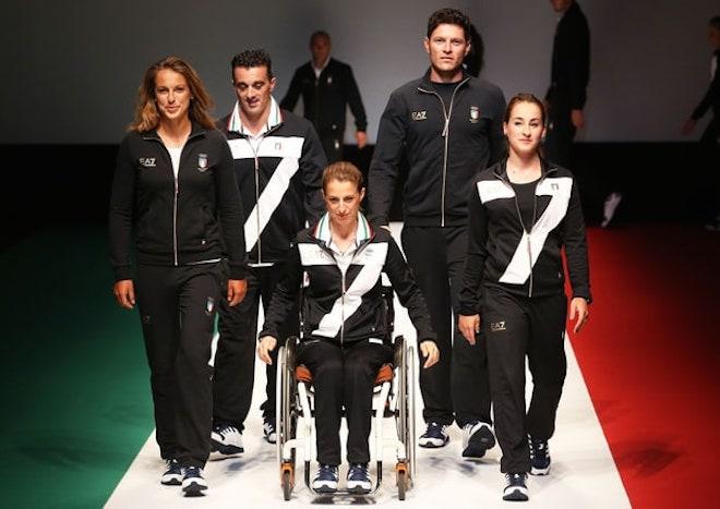 リオ五輪イタリア代表ユニフォーム