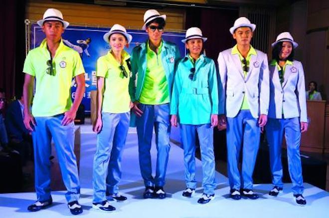 リオ五輪台湾代表ユニフォーム