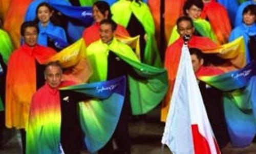シドニー五輪 日本代表ユニフォーム