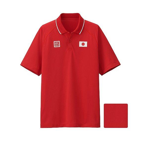 リオ五輪ユニクロ日本代表テニスウエア