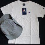 【しまむら購入レビュー】Champion(チャンピオン)のキッズTシャツ!