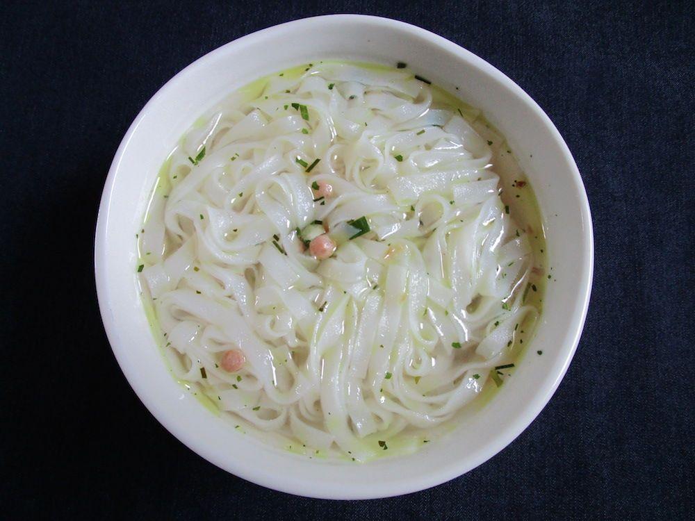 インスタントフォー(チキン風味)
