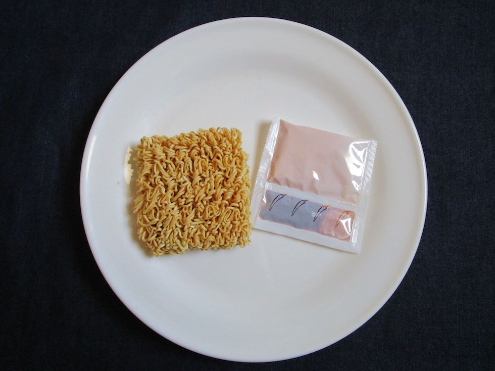 iMeeトムヤムヌードルえび風味