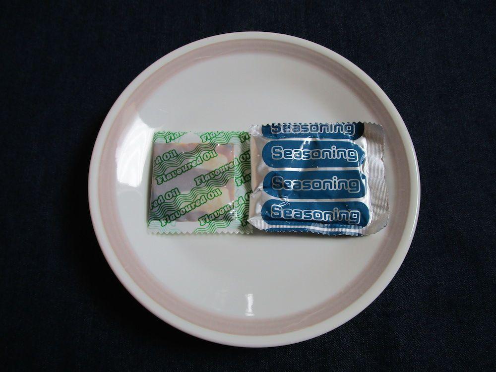 タイの台所 カップトムヤムラーメン