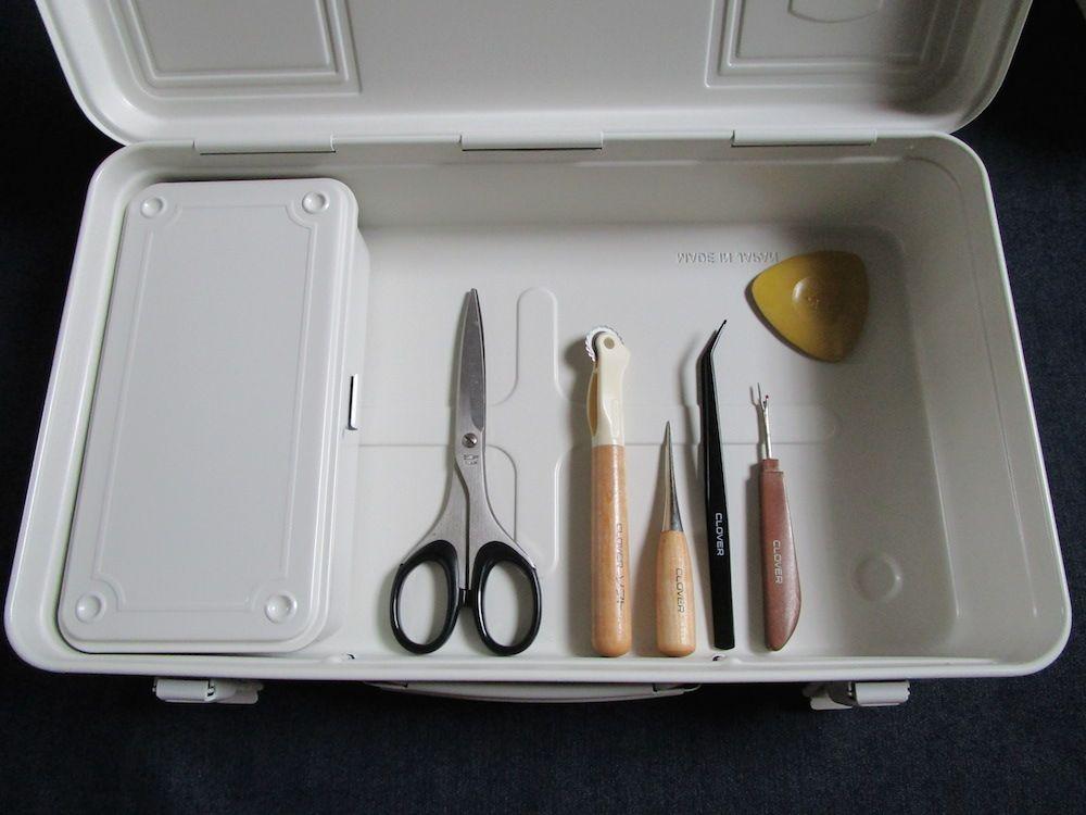 無印良品 工具箱