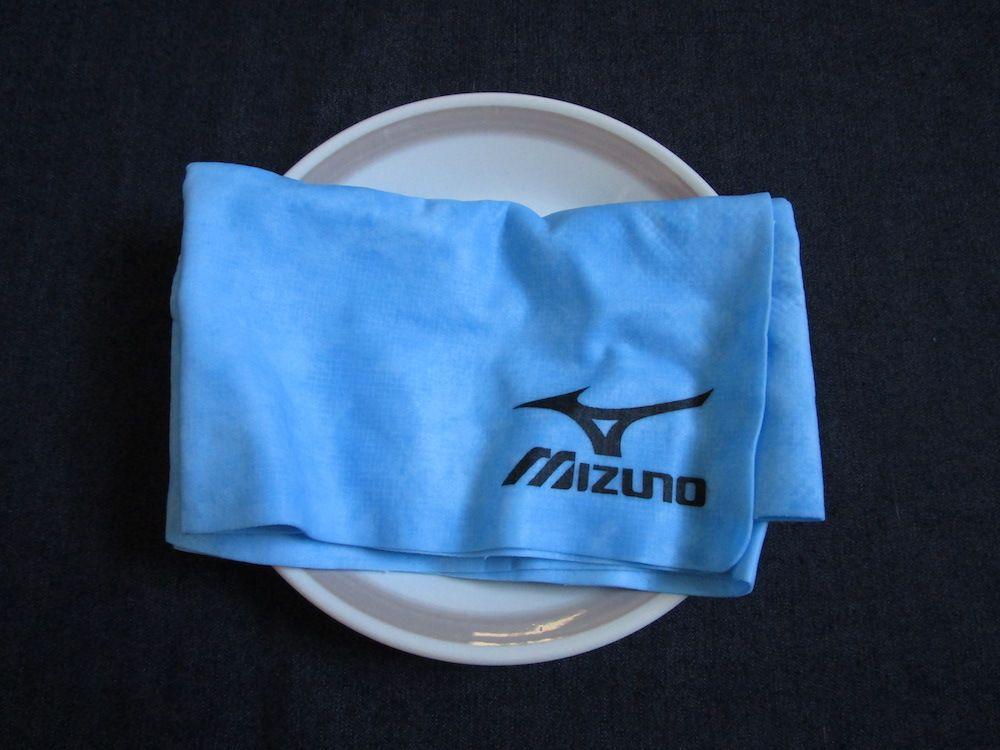 MIZUNO(ミズノ) 吸水速乾タオル