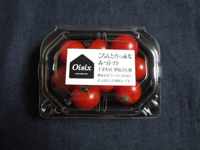 オイシックス(Oisix)みつトマト