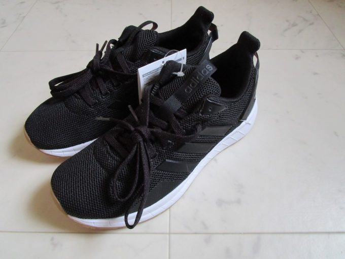 adidas(アディダス)QUESTARRIDE W